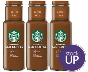Starbucks Coffee Maker Target : Starbucks Iced Coffee, Only USD 0.50 at Target! The Krazy Coupon Lady