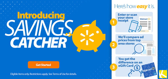 Image result for walmart savings catcher