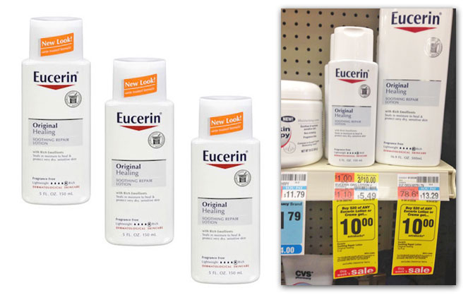 Stock Up Eucerin Lotion Only 1 00 After Extrabucks At