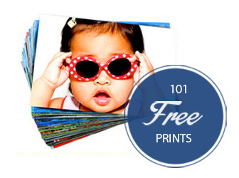 101 Free Prints at Shutterfly–Just Pay to Ship!