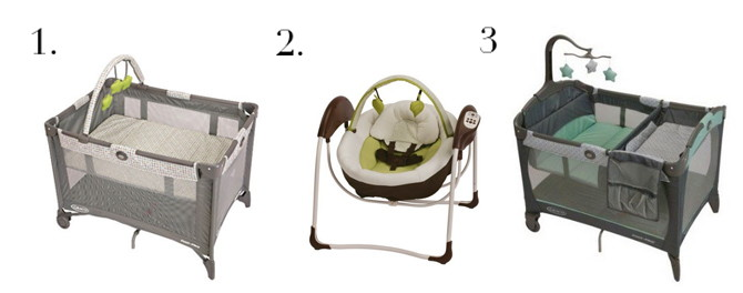 Graco Baby Items