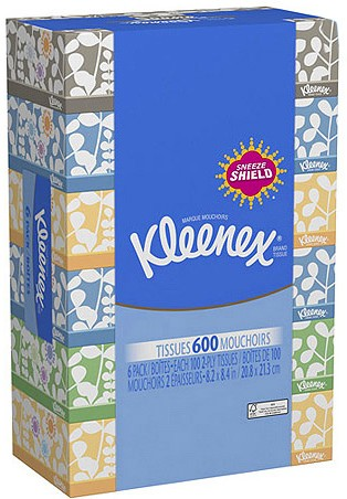 Kleenex-Coupon