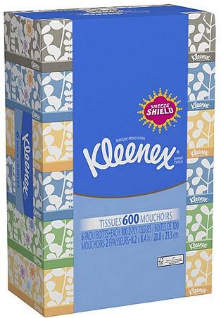 Kleenex-Coupon