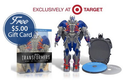 Transformers Target Exclusive