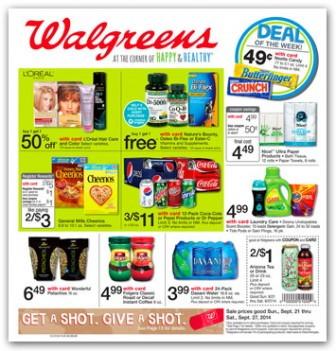 Walgreens-Matchup