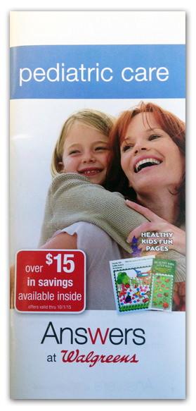 Walgreens-Pediatric-Care-Book