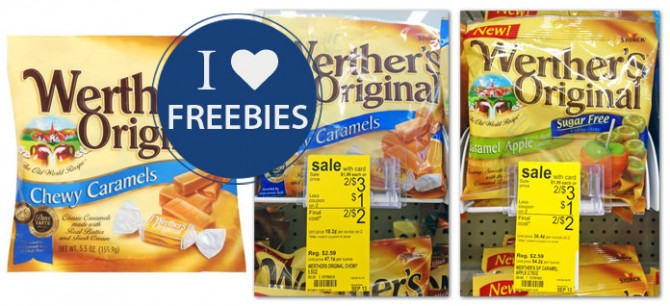 Werther's-Candy-Coupon