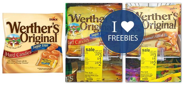 Werther's-Caramel-Coupon