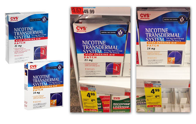 Quit smoking coupons