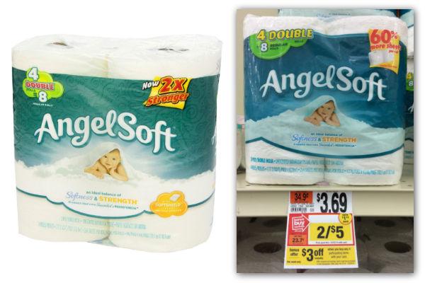 Angel Soft Stop Shop