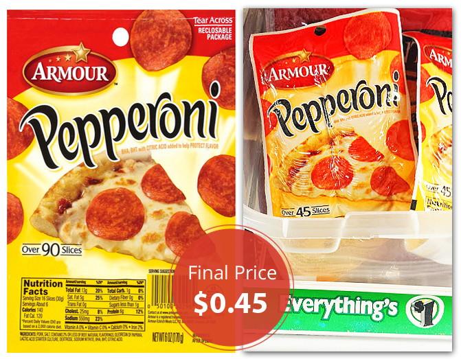 Armour Pepperoni