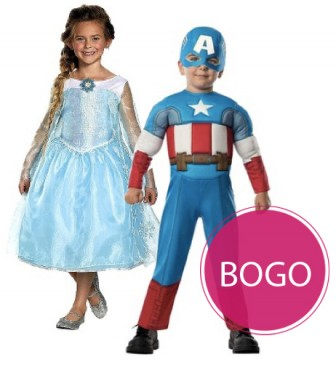 BOGO Kids' Halloween Costumes at Target, Starting 10/5 ...