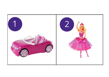 BOGO 40% Off Toys + Free Shipping at Target–Barbie, Hot Wheels & More!