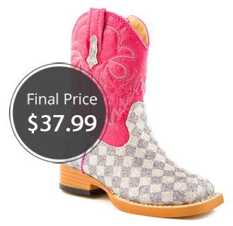 Kids' Bonanza & Roper Boots, Up to 45% Off!