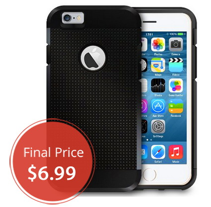 iPhone 6 Tough Armor Case, Only $6.99–Normally $49.99!