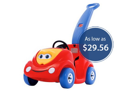 HOT! Step2 Push Around Buggy, as Low as $29.56 Shipped at Kohl's!