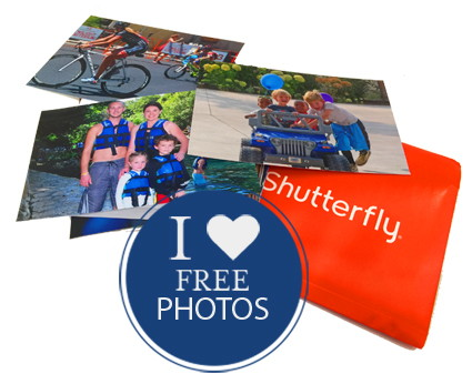 HOT! 101 Free 4×6 Photos from Shutterfly–New & Existing Customers!
