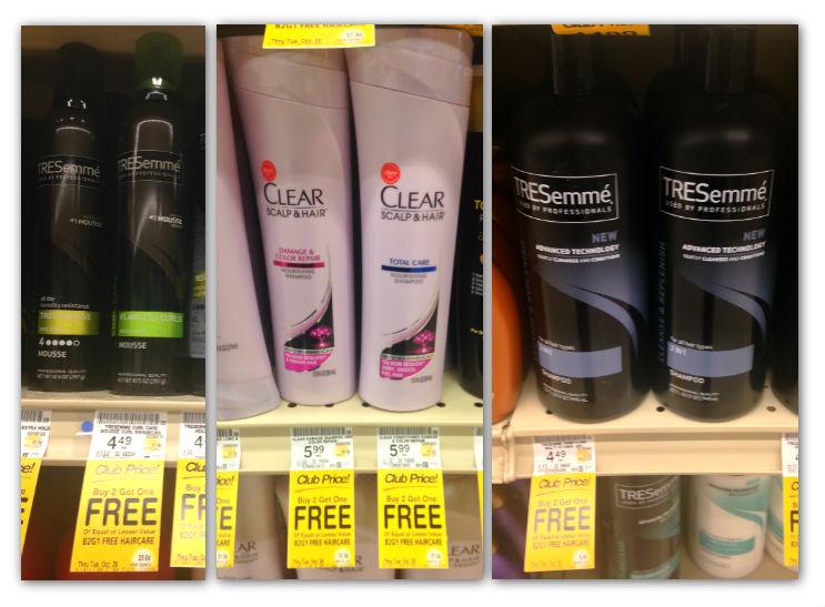 Hair Care Sale Safeway Coupon