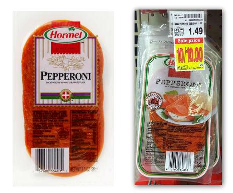 Hormel Pepperoni