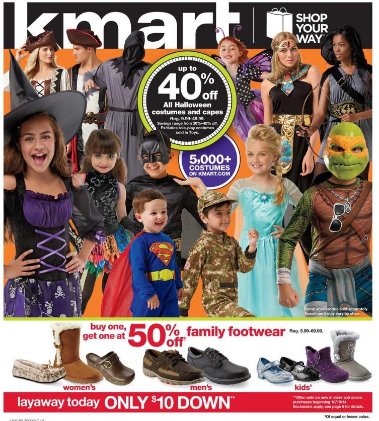 Kmart Ad 10-19