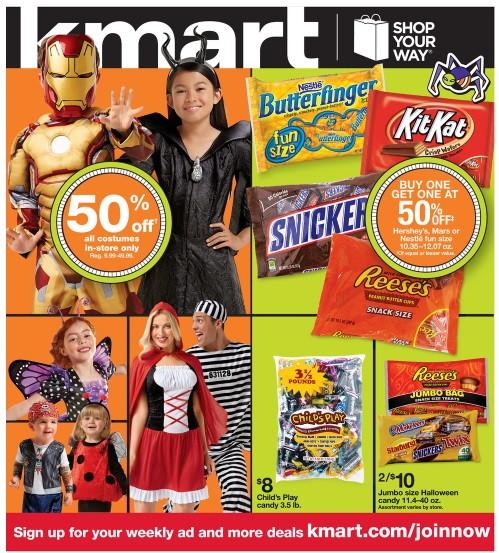 Kmart Ad 10-26