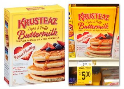 Krusteaz Safeway Coupon