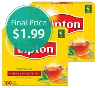 Lipton-Coupon