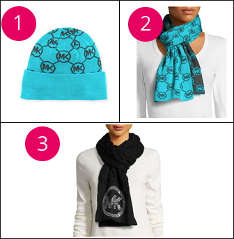 Michael Kors Winter Accessories, Starting at $18.90–Large Selection!