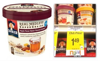 Quaker Medleys Supergrains coupon