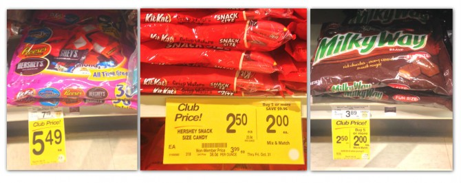 Safeway Candy Sale Coupon
