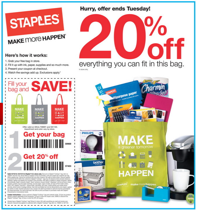 Find Best Value And Selection For Your Staples 5 Off 25 Dollars Coupon Search On EBay