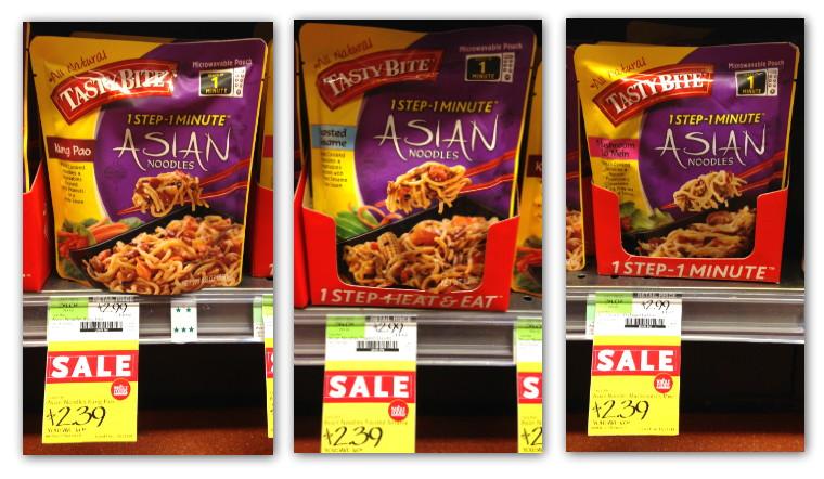 Tasty Bite Asian Noodles