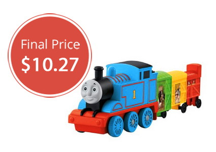 Thomas the Train Stretching Cargo Train, 49% Off at Amazon–Only $10.27!