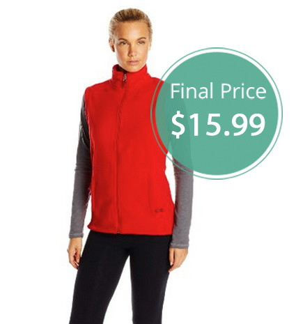 Women's & Men's White Sierra Jacket & Vests, Up to 70% Off–Today Only!