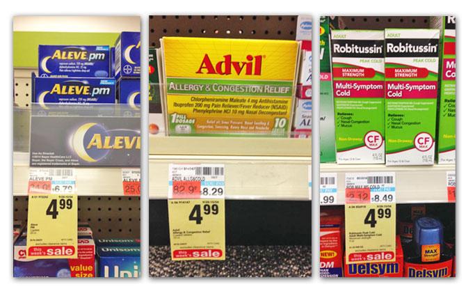 cvs ibuprofen coupon