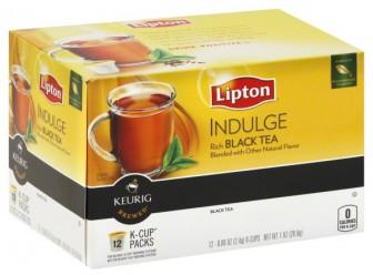 lipton tea k cup stock 2