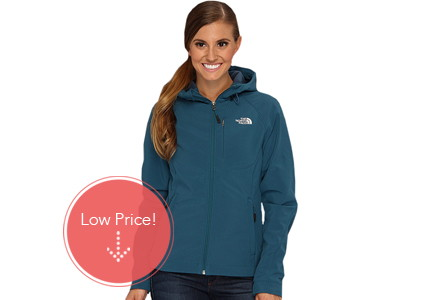 Save up to 60% on The North Face + Free Shipping!