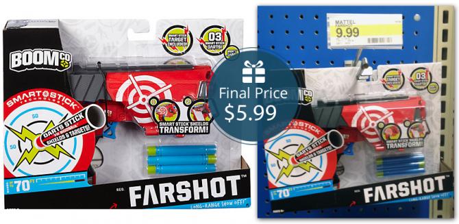 BoomCo Farshot Blaster Target