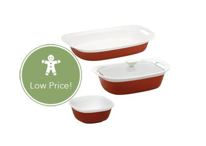 CorningWare Dishware Set, Only $33.49 at Amazon–Save 44%!