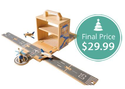 Save 40% on Box Set Airplanes at Amazon!