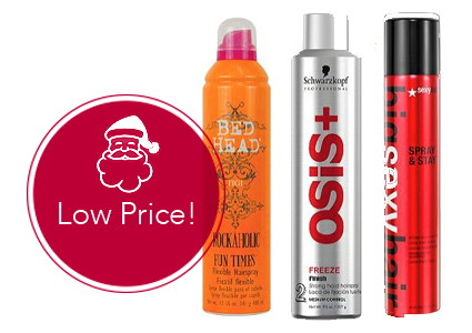 HOT! Free Shipping + $5 Off at Ulta–Hairspray + 5 Beauty Products, Only $9.99!