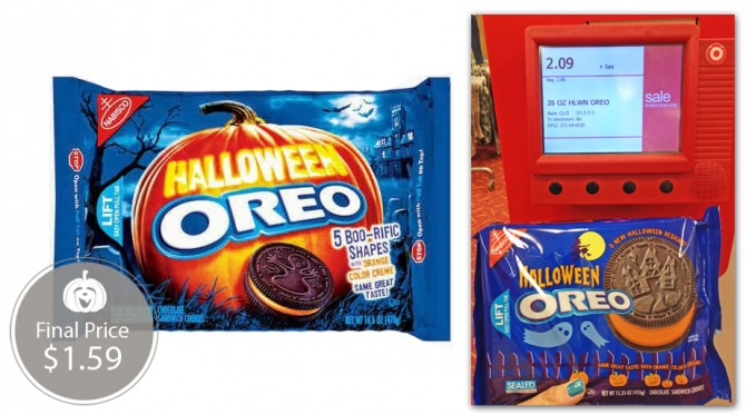 Halloween Clearance: Oreos, Only $1.59 at Target! - The Krazy ...
