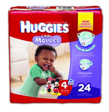 Huggies-Little-Movers stock