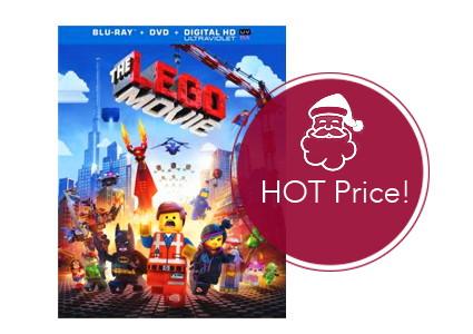 HOT! LEGO Movie Blu-Ray Combo, Just $3.99–Hurry!