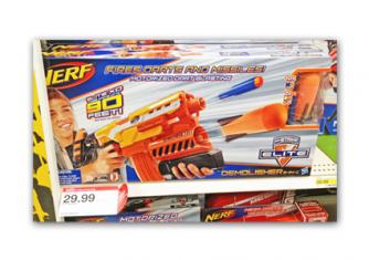 Nerf-Gun-Target