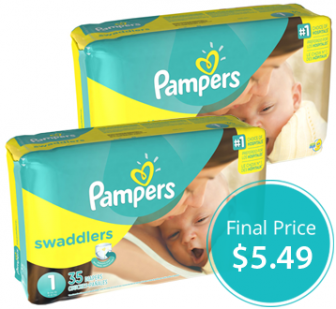 Pampers-Diapers-Coupon