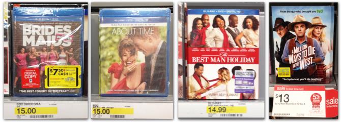 Target DVD 2