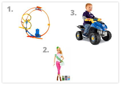Save up to 50% on Mattel & Fisher-Price Toys–Today Only!