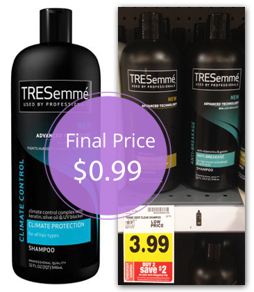 Tresemme Fred Meyer