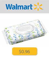 Walmart Huggies Wipes